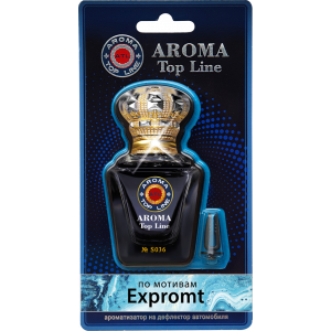 S07 Ароматизатор на дефлектор EXPROMT № S36